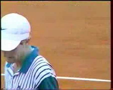 Courier Muster French Open 1993