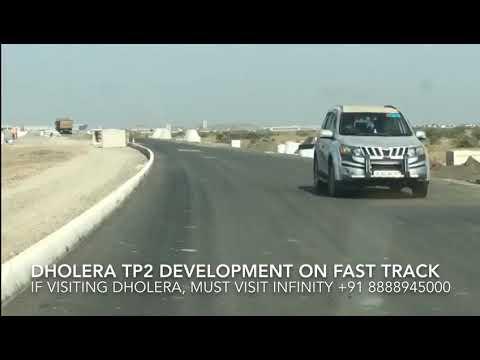 Latest Development in DHOLERA SIR