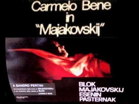 Carmelo Bene -Boris Pasternak