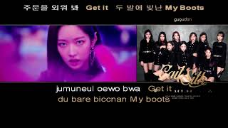 Gugudan - The Boots (Instrumental)
