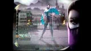 Como fazer um profile no Mortal Kombat Armageddon!