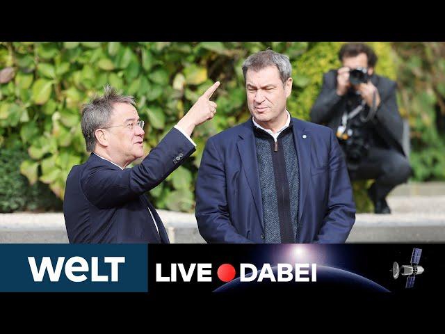 CORONA-HERBST: So wollen die Ministerpräsidenten weiter gegen Pandemie kämpfen   WELT Live dabei