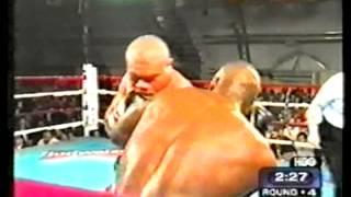 Hasim Rahman vs David Tua (1st Fight)