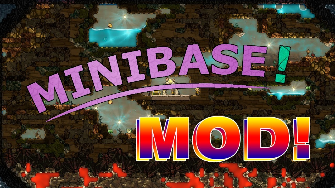 Oxygen not Included - Minibase MOD #27