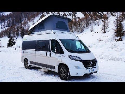 News 2018 Erwin Hymer Group Sunlight V2 Van Two First