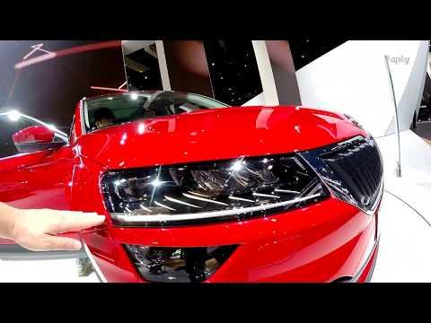 2017 Skoda KAROQ: Frankfurt Motor Show