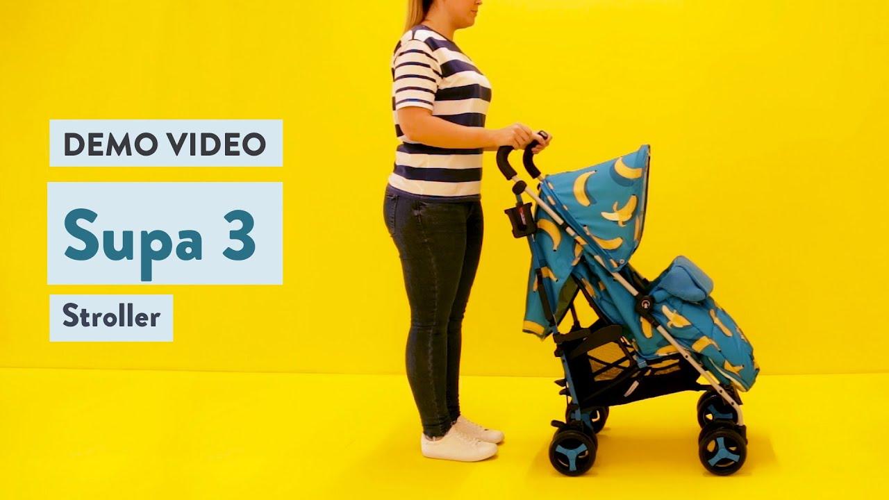Brand new Cosatto supa 3 pushchair Dragon Kingdom with Footmuff bag /& Raincover
