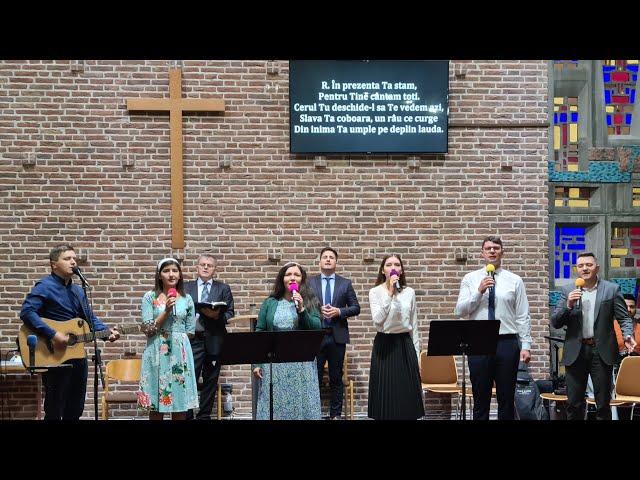 Serviciul divin Elim Frankfurt  29.08.2021