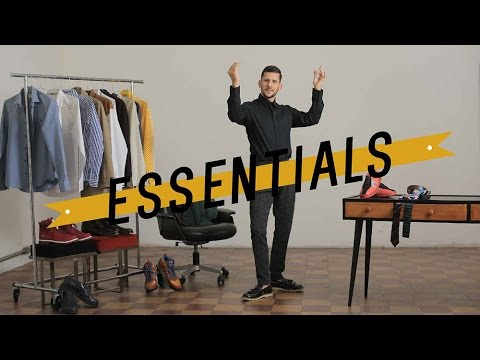 MENSWEAR - THE ESSENTIALS