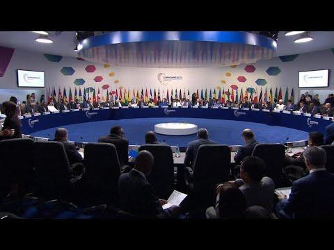 فرانس 24:Commonwealth summit: African members seek to grow trade value to $2 trillion