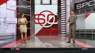 Elle Duncan Got an Ass (wt Cari Champion) | ESPN