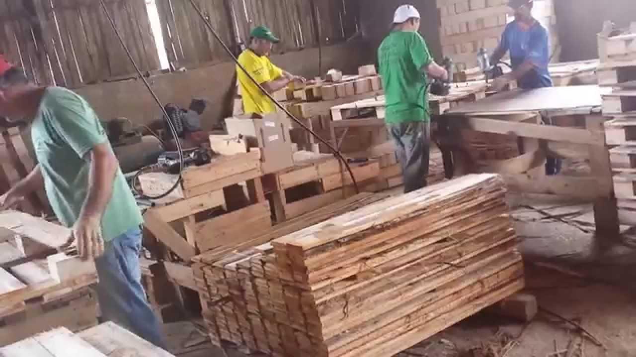 Fabrica de Paletes de Madeiras - Paletes de Madeira de ...