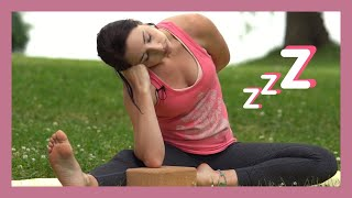 20 min Bedtime Yoga to Fall Asleep Fast