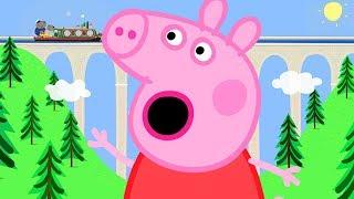 Peppa Pig en Español Episodios completos | De vacaciones Pt 1 + 2 | Pepa la cerdita