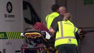 Mehrere Tote nach Attacken auf zwei Moscheen in Neuseeland