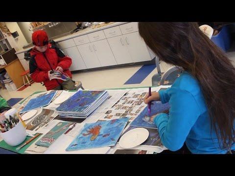 Roeper School - Art Classes