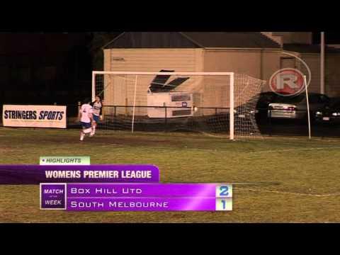 2011 Womens Premier League Rd 14