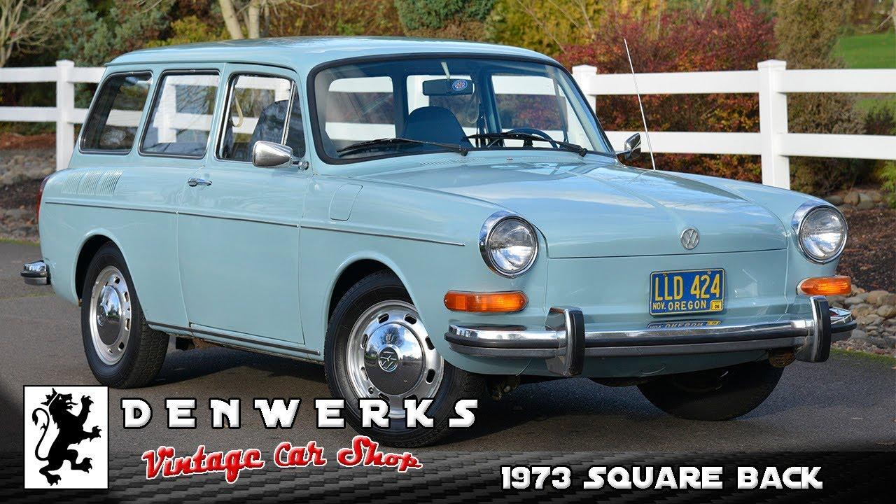 1973 Volkswagen Square Back - DENWERKS