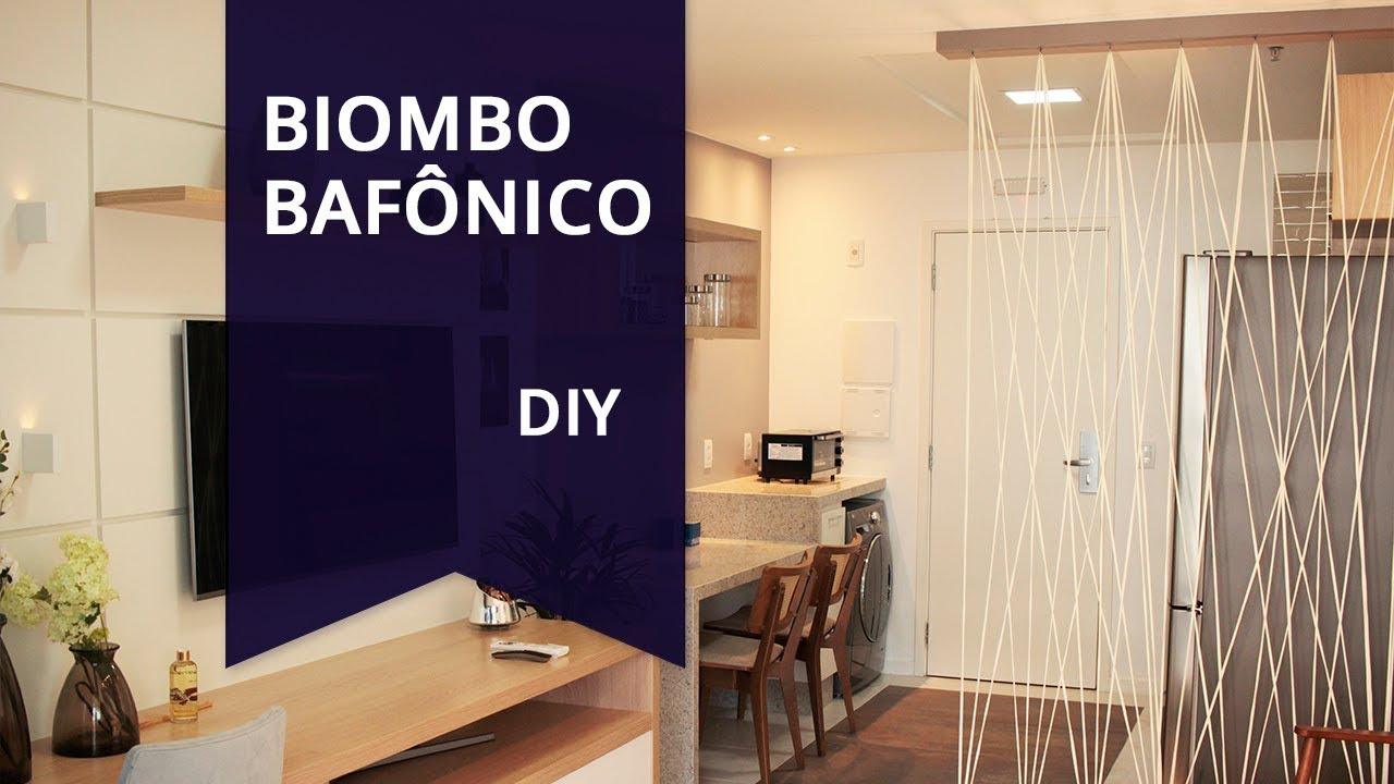 DIY Biombo Bafnico  YouTube