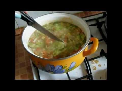 Жирожигающий суп способ быстро похудеть