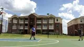 1VS1 Basketball Swooshy VS Zigzag