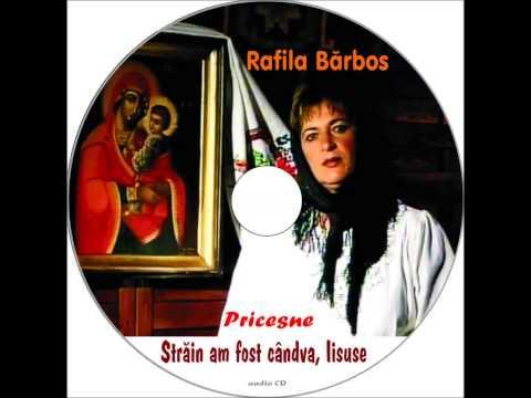 Rafila Barbos- Unde sa ma duc eu, Doamne?
