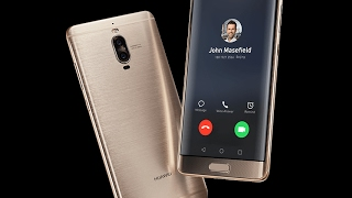 Huawei Mate 9 Pro unboxing and quick specs