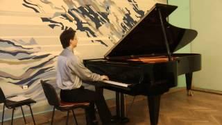 V. Darmic Chopin.Fantaisie Impromptu cis moll, op 66  Шопен.Фантазия-экспромт В.Дарміць