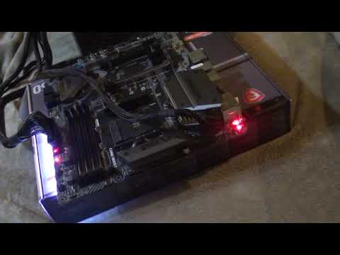 MSI B450 TOMAHAWK MOTHERBOARD OUT OF THE BOX BIOS FLASHBACK BIOS VERSION 7C02V1A PART 2 OF 2