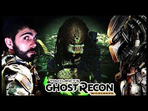 CAÇANDO O PREDADOR - Ghost Recon Wildlands