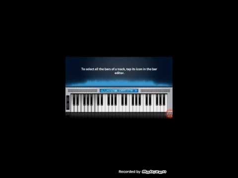 Software Android Aransemen Musik Keren : Demo Music Studio 2 Android (Canon In D - John Pachelbel)