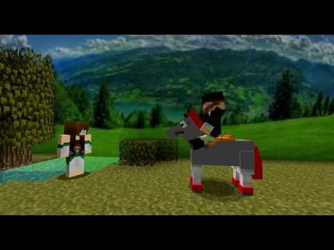 My Amazing Horse - Minecraft version