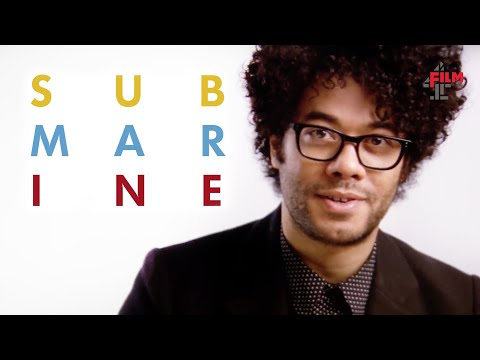 Director Richard Ayoade on Submarine  Film4  Special