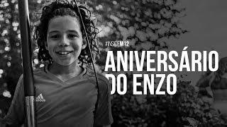 Aniversário do Enzo | Inside #M12