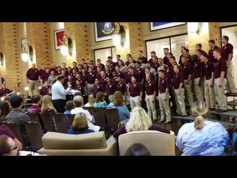 Texas A&M Singing Cadets - Bohemian Rhapsody