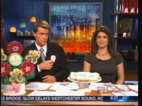 Cookies for a Cause PIX Morning  wpix cw new york 6am 09_03.wmv