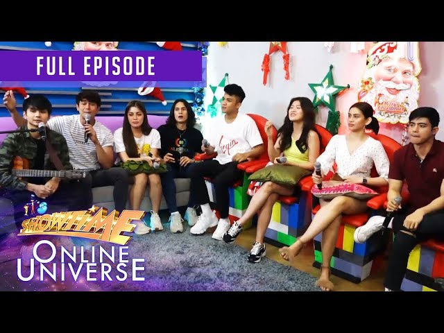 It's Showtime Online Universe - December 10, 2019 | Full Episode