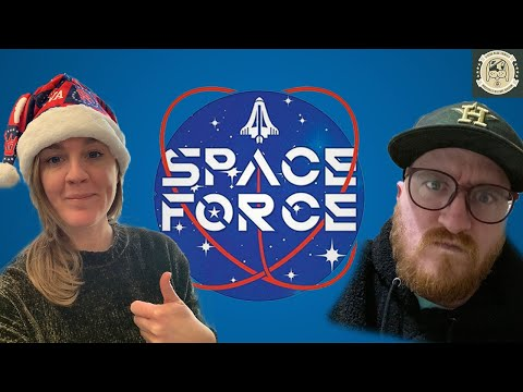 New Branch Of The Military Introduced: THE SPACE FORCE!