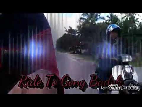 Pusaka c70 kelate rider to gong badok,terengganu 2017 ( we are rxz member)