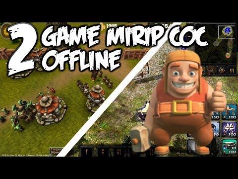 2 Game Mirip COC OFFLINE / Tidak Pakai Koneksi Internet