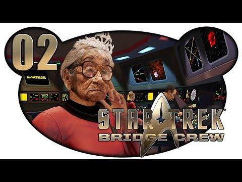 STAR TREK: BRIDGE CREW #02 - Alt und überfordert (Let's Play Gameplay Deutsch)