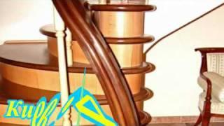 Деревянные лестницы Киев Винтовые,маршевые заказать(, 2011-01-22T00:13:38.000Z)