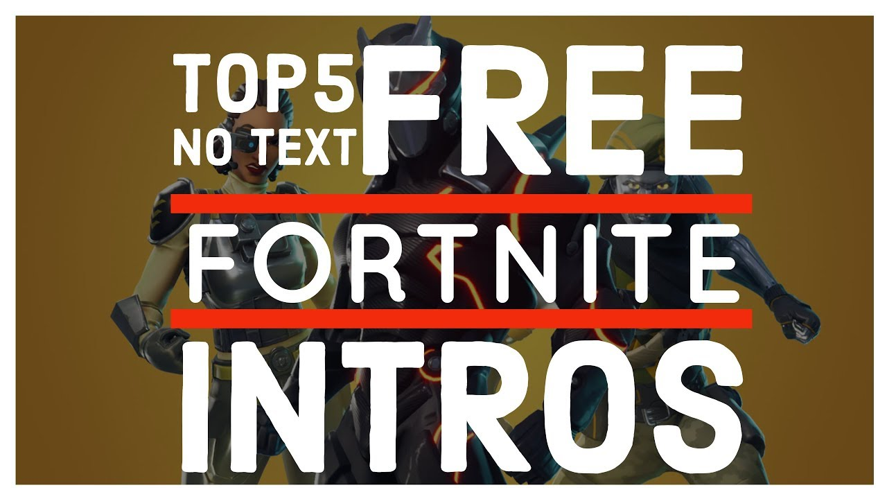 Free Fortnite Intro, Bannner, Overlays and Outros - BATTLE
