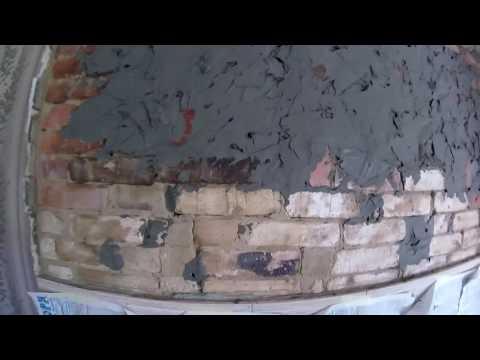 Реставрация старой печки/вечный ремонт в сельском доме/Сельская жизнь