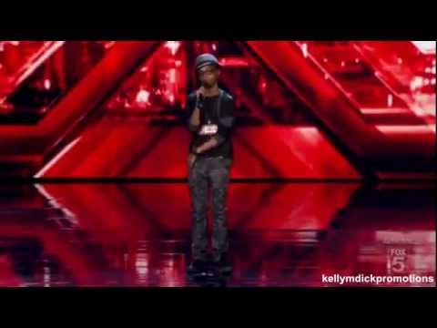 Brian Bradley  The X Factor U.S.  Audition  Ep. 4