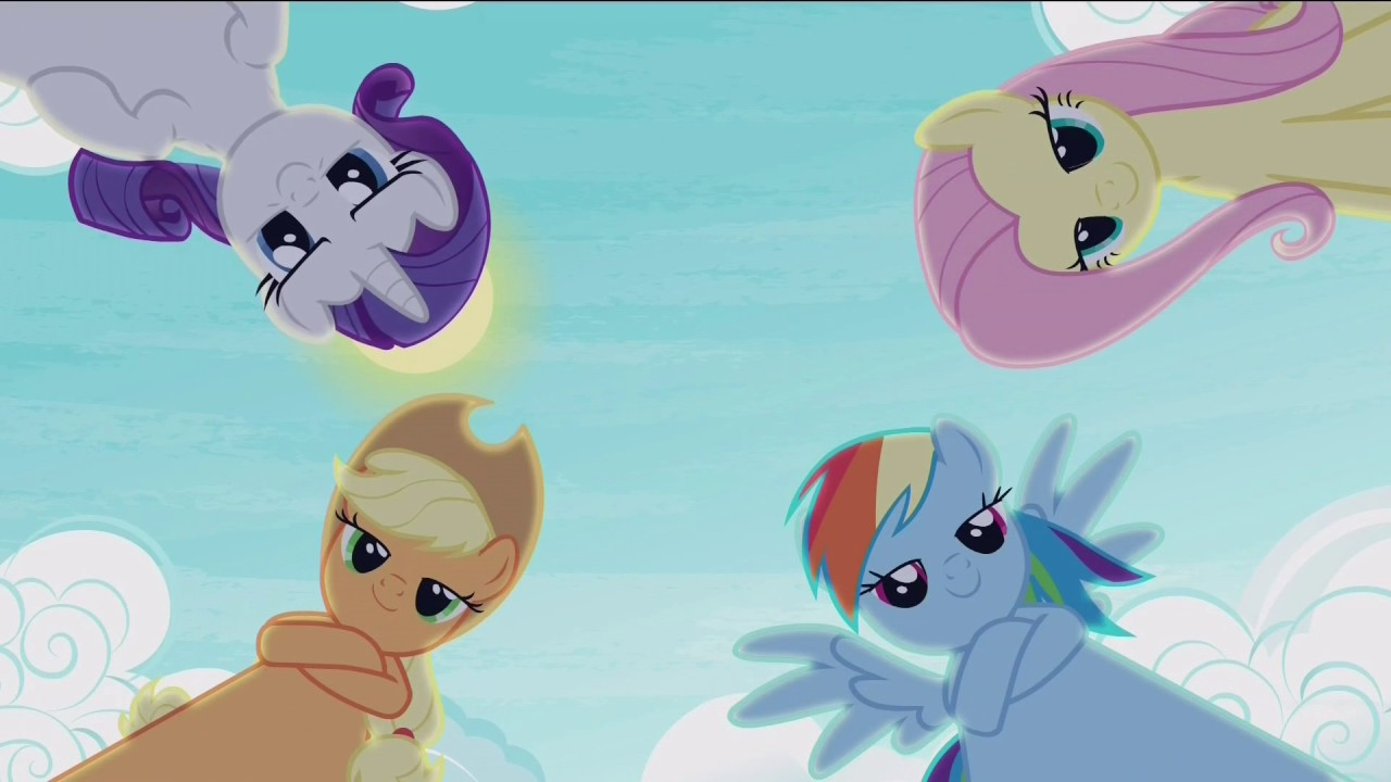 My Little Pony The Fresh Princess Of Friendship Tv