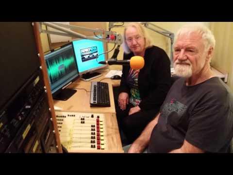 Green Planet FM's Lisa Er talks media freedom with David Robie (PMC)