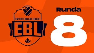 EBL LoL 2019 Runda 8 - Crvena Zvezda vs X25 w/ Sa1na, Mićko, Gliša i Đorđe Đurđev