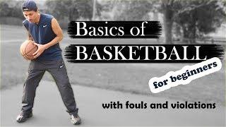 Basketball Basics for Beginners