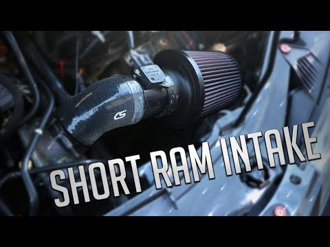 CORKSPORT SHORT RAM INTAKE INSTALL | How To Mazda